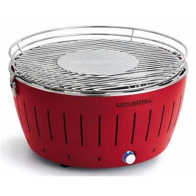 Barbecue Lotusgrill 'XL' Rouge