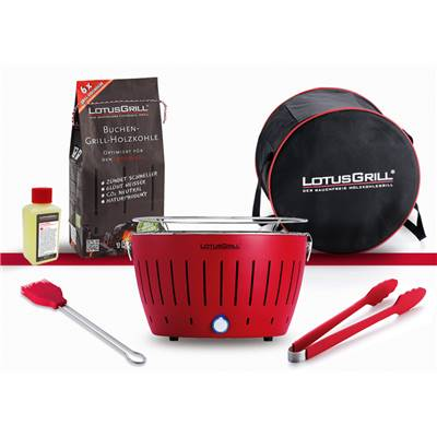 Pack Barbecue Lotusgrill Eté
